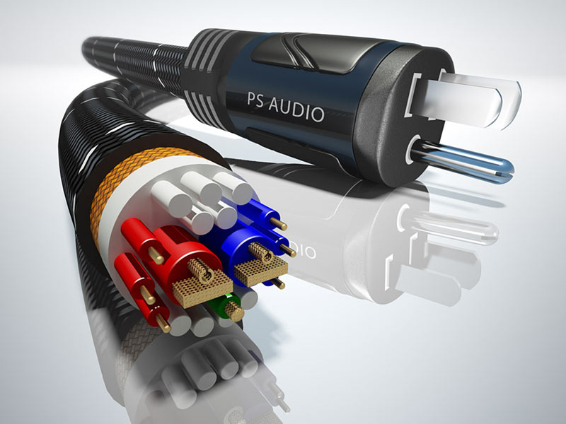 Dây nguồn PS Audio Perfect Wave AC-3   3m, box