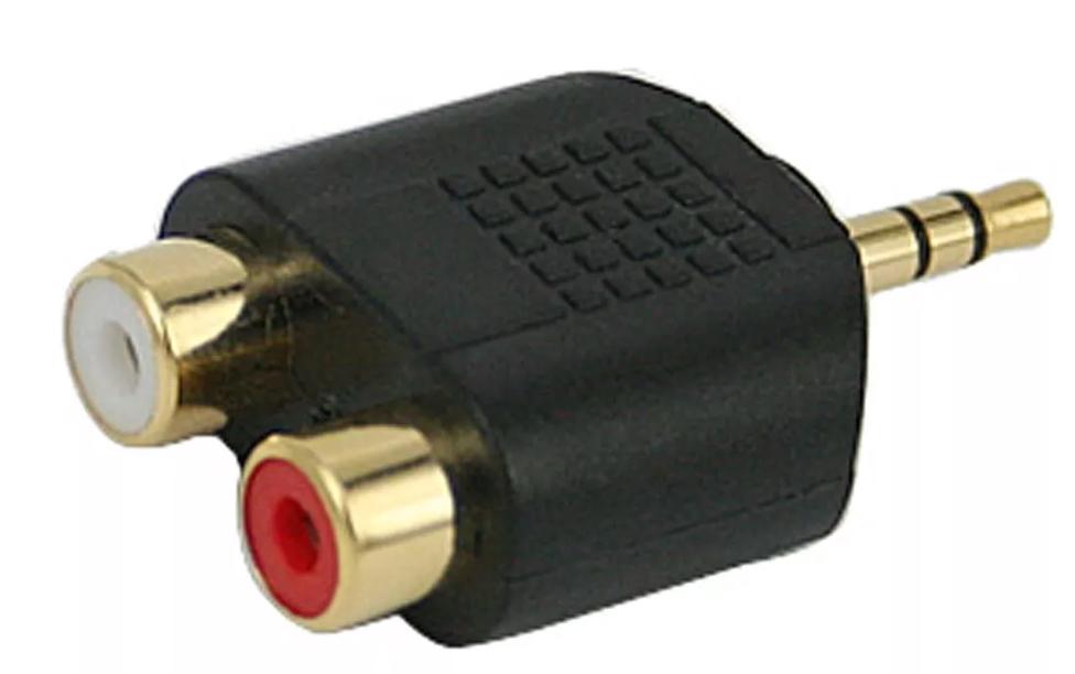 Đầu 3.5mm ra RCA