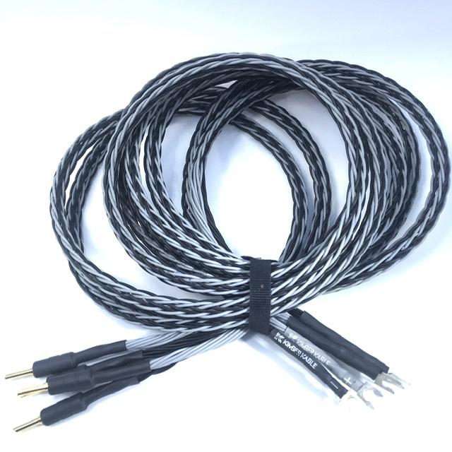 Dây loa Kimber Kable 8VS, 1m8, 2m, 2m4, 3m, 3m6, 4m,... x 2