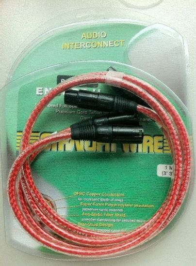 Dây tín hiệu Straightwire Encore II, Made in USA, 1m, 1m5