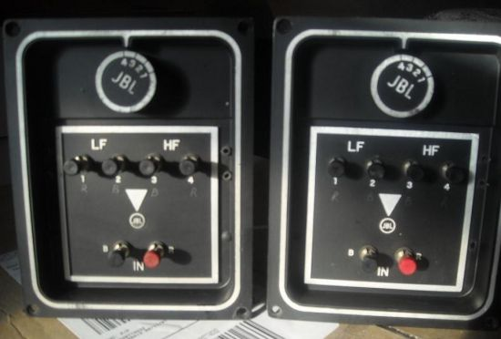 Phân tần crossover JBL N2400 dùng cho JBL D130/ D130A và LE-075/ LE-077