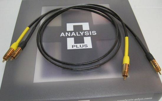 Dây tín hiệu Analysis Plus Copper Oval In, 0.5m, 1m x 2