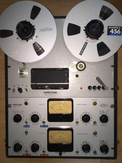 Băng cối Tapesonic đèn 70 D.S.F