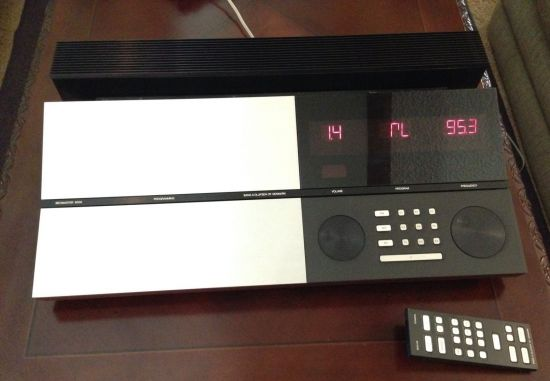 Ampli Bang & Olufsen Beomaster 8000 + Remote