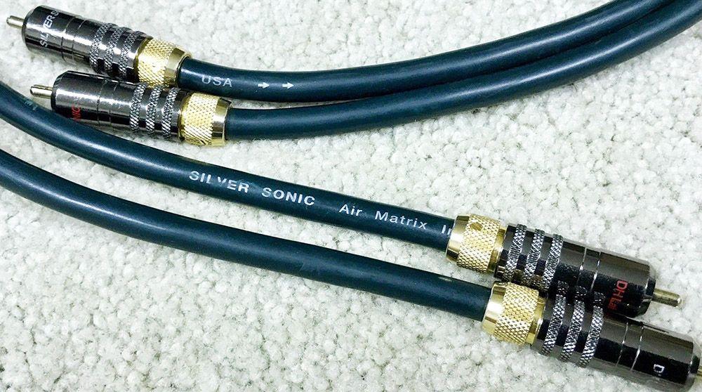 Dây tín hiệu DH Labs Silver Sonic Air Matrix