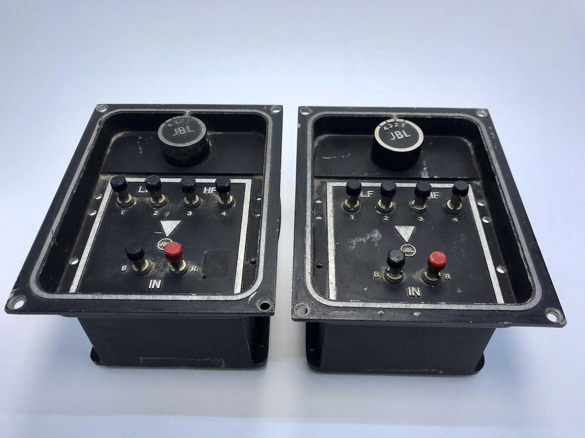 Phân tần JBL N7000 dùng cho JBL LE-85/175 và JBL LE-075/077