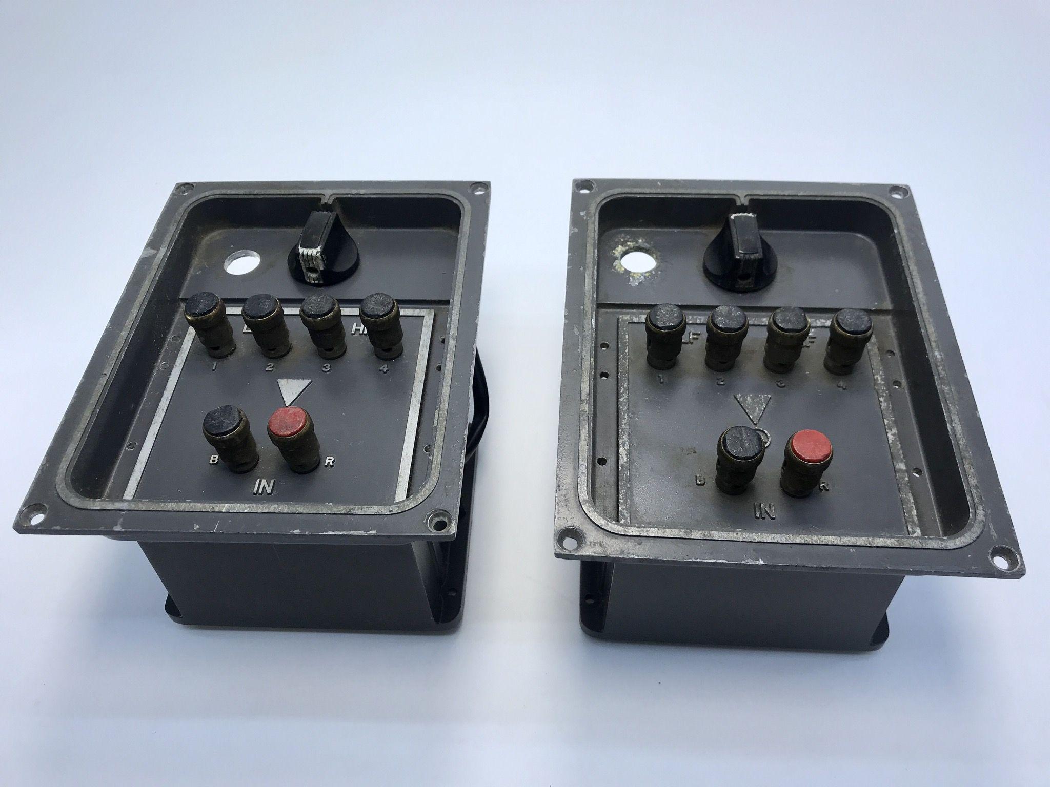 Phân tần crossover JBL 3105 (N7000) dùng cho JBL LE-85/175/375 và JBL LE-075/077/2402/2405