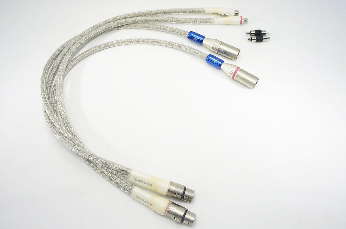 Dây chia tín hiệu balanced XLR Tara Labs RSC Prime ra XLR và RCA