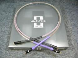 Dây tín hiệu Analysis Plus Silver Oval-In RCA (1m x 2)