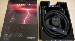 Dây nguồn Audioquest NRG-10, 1m8