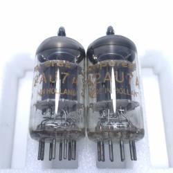 Cặp bóng Amperex 12AU7A