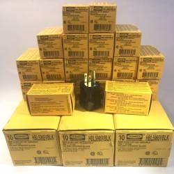 Đầu cắm dây nguồn Hubbell 5695V, Made in USA