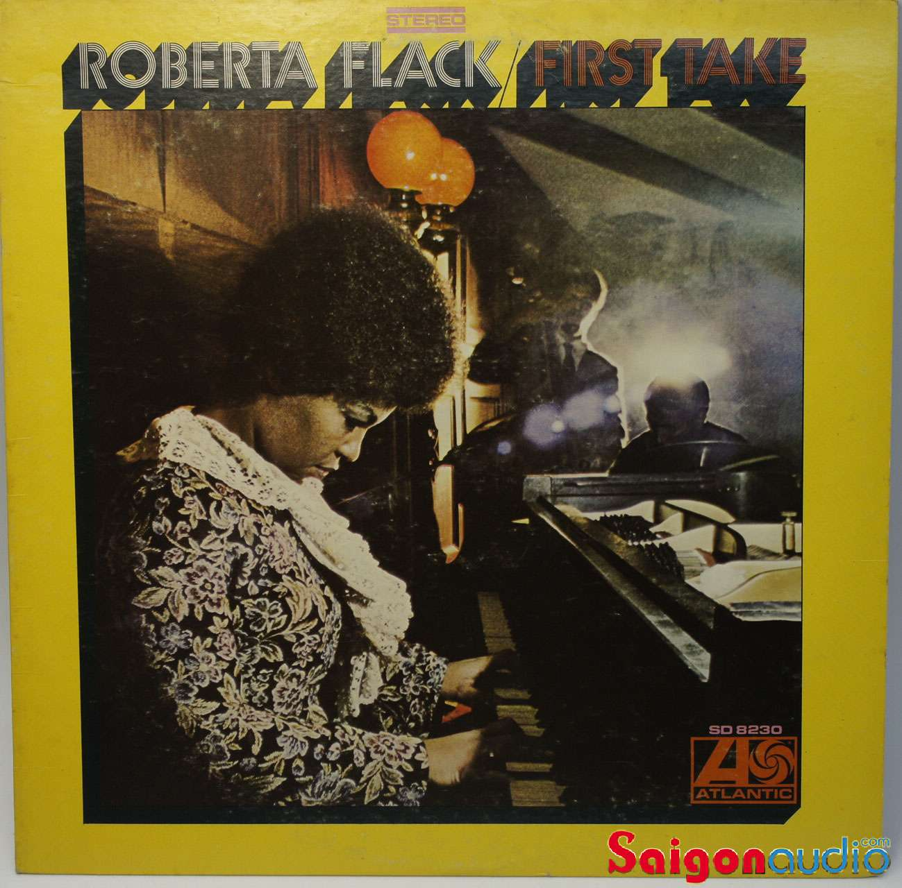 Đĩa than LP Roberta Flack - First Take (1969)