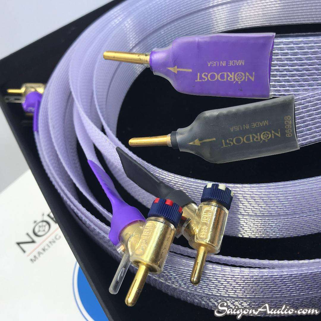 Dây loa Nordost FREY 2 Norse | 2m4