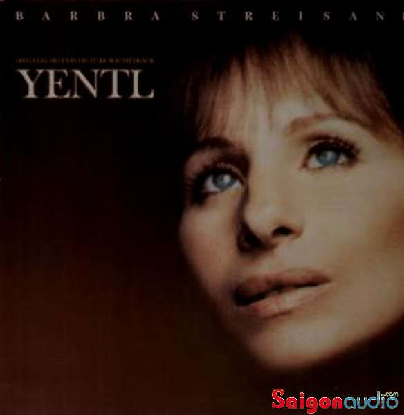 Đĩa than LP Barbra Streisand ‎– Yentl - Original Motion Picture Soundtrack