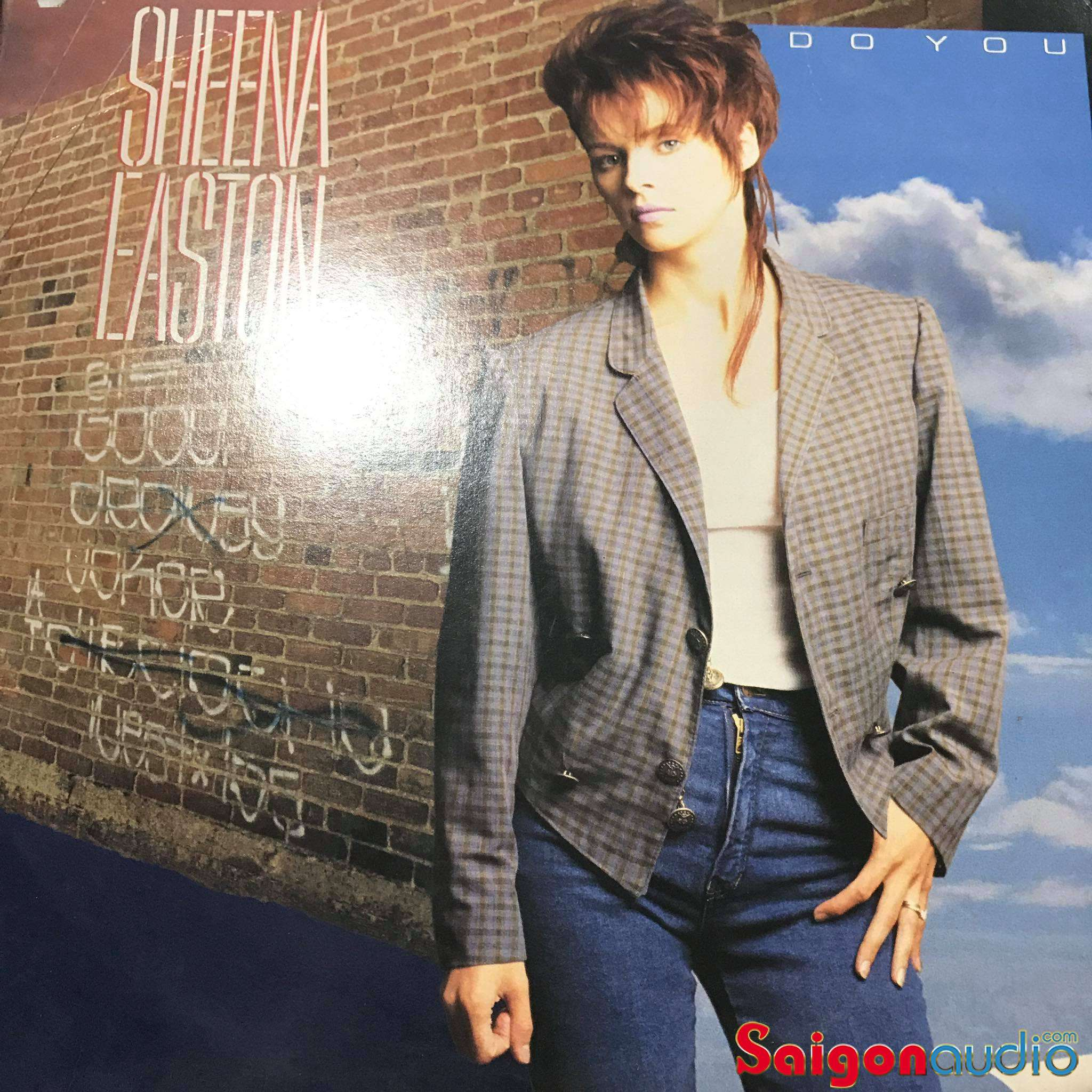 Đĩa than LP Sheena Easton - Do You (1985)