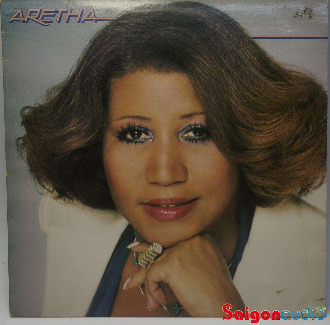 Đĩa than LP ARETHA 1980