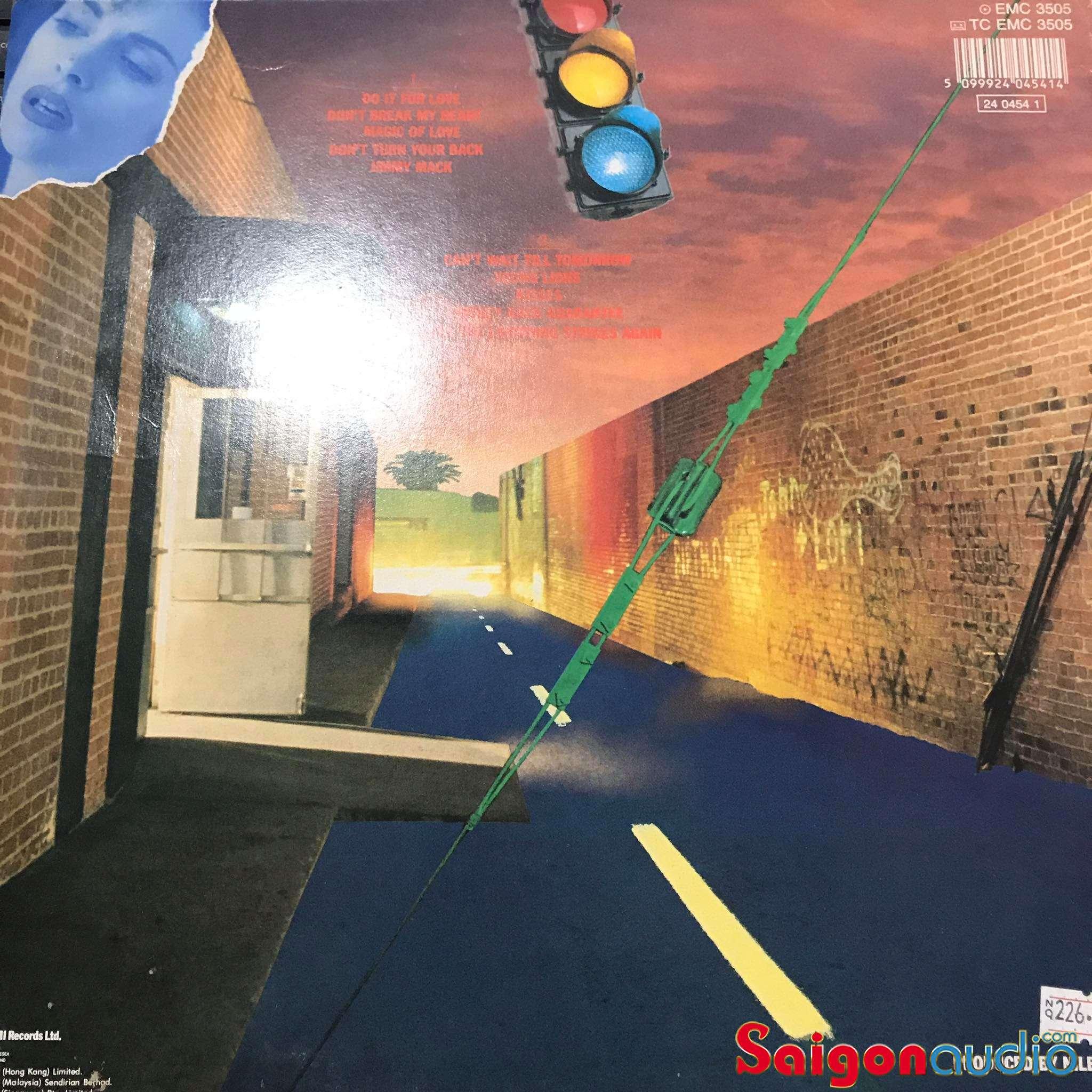 Đĩa than LP Sheena Easton - Do You (1985)