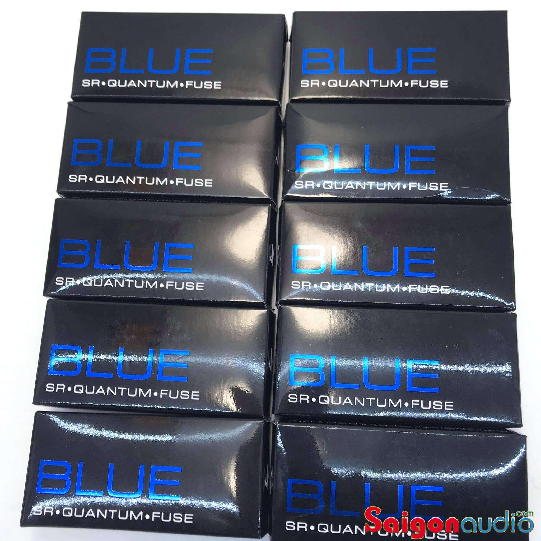 Cầu chì Synergistic Research Quantum BLUE | 20mmx5mm, 32mmx6.3mm