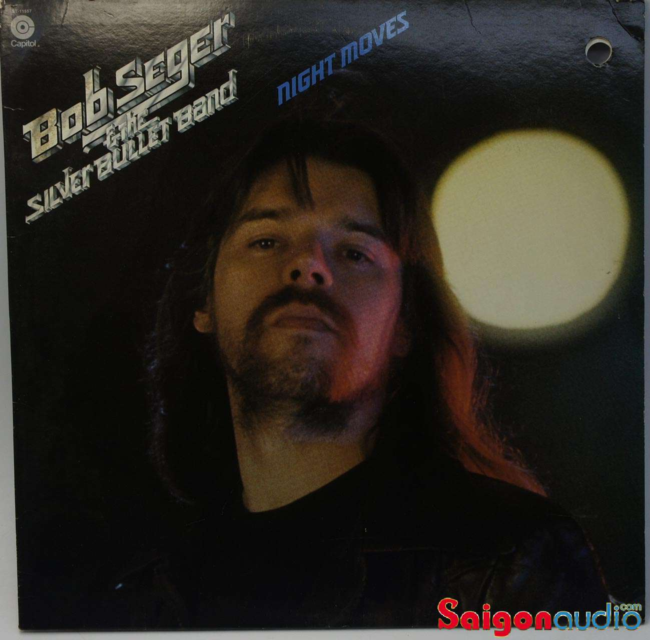 Đĩa than Bob Seger & The Silver Bullet Band ‎– Night Moves | LP Vinyl Records