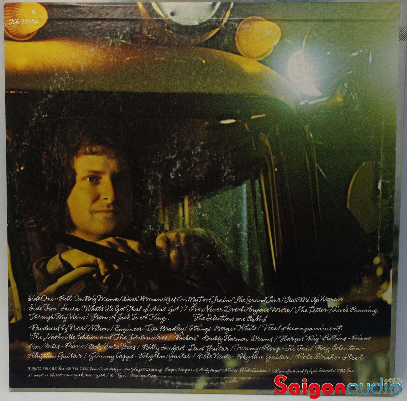 Đĩa than Joe Stampley – Joe Stampley | LP Vinyl Records