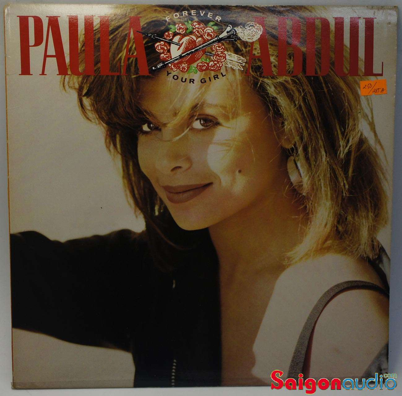 Đĩa than Paula Abdul - Forever your girl (1988) | LP Vinyl Records