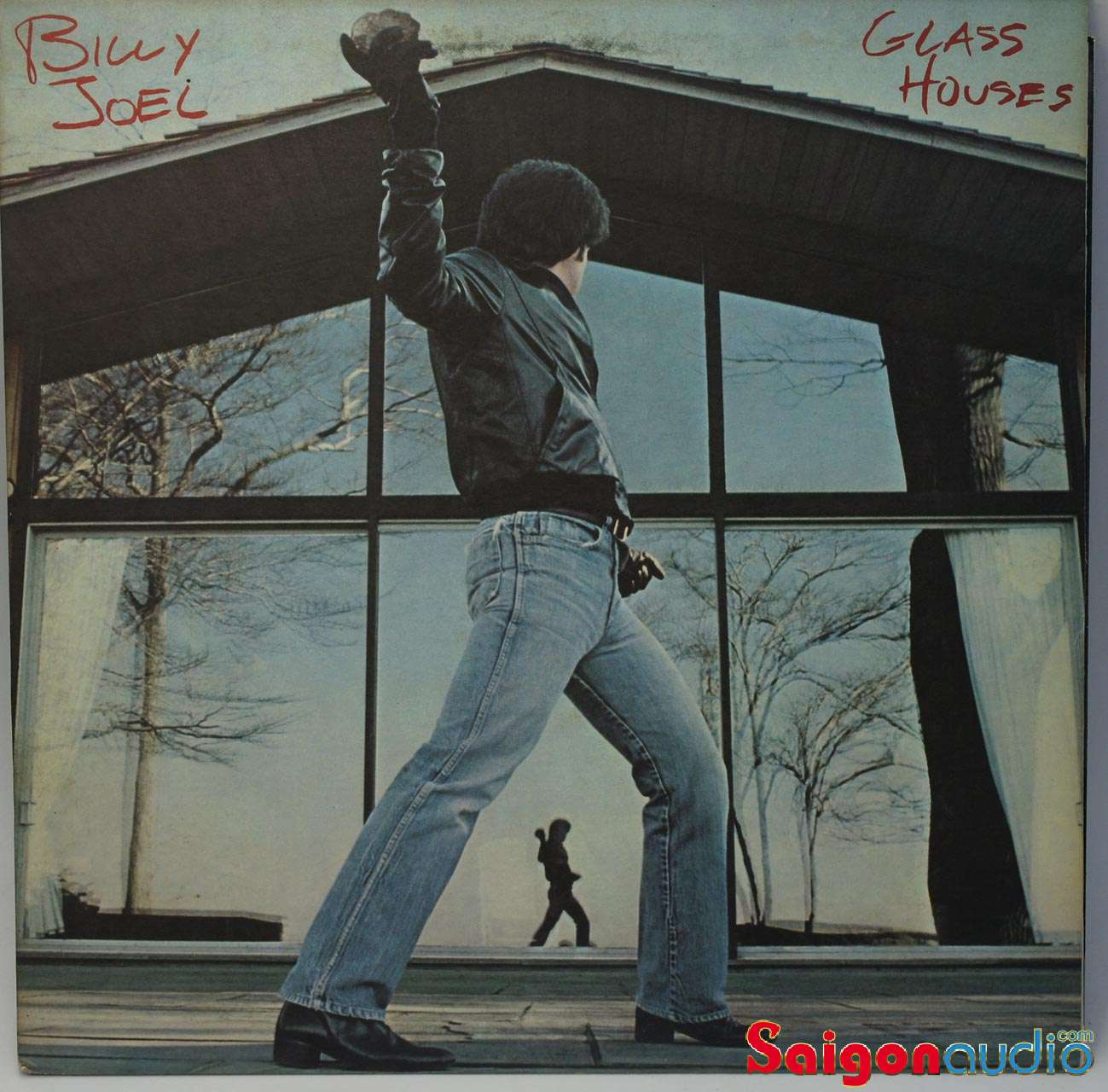 Đĩa than Billy Joel ‎– Glass Houses | LP Vinyl Records