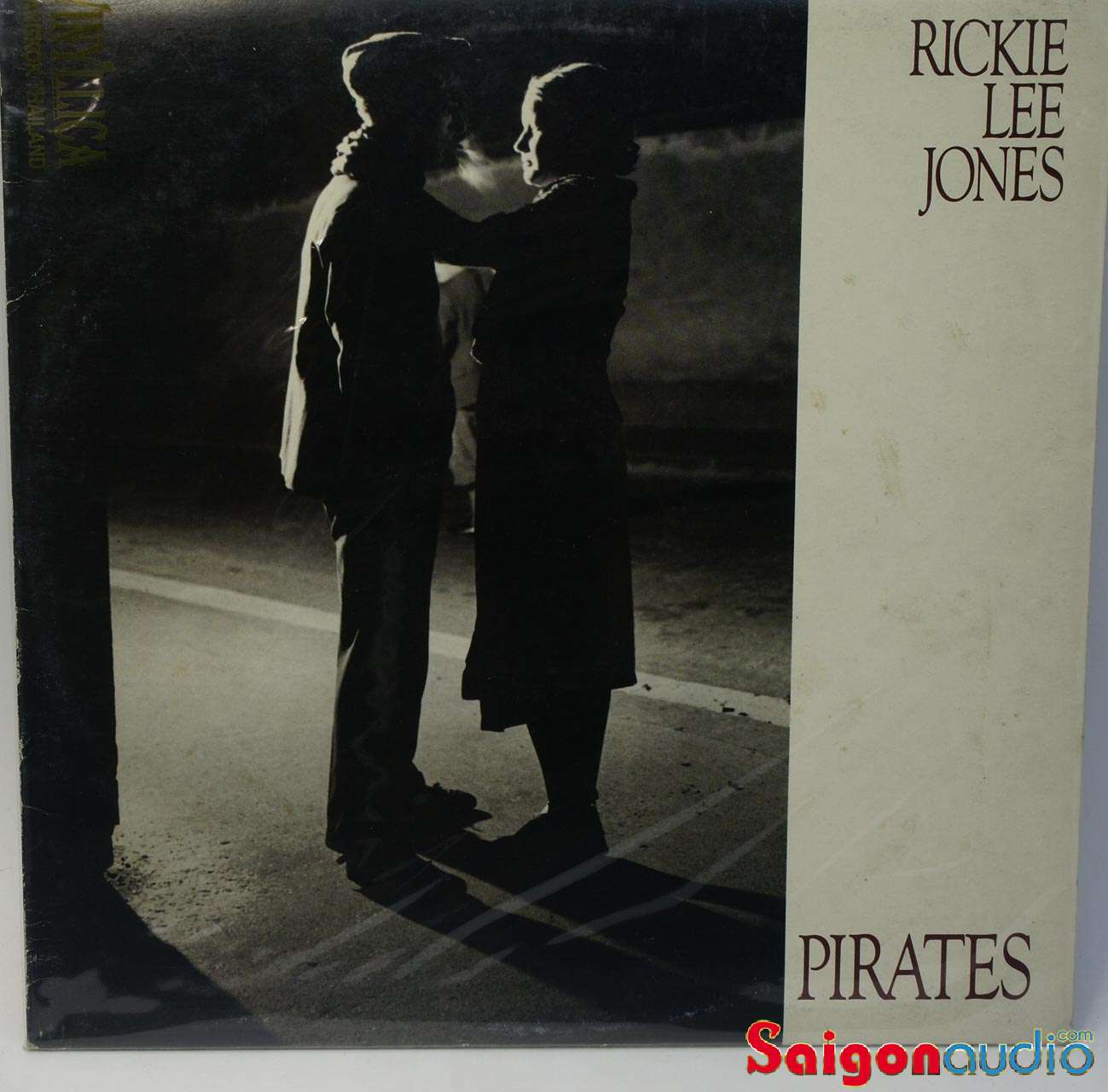 Đĩa than Rickie Lee Jones ‎– Pirates | LP Vinyl Records