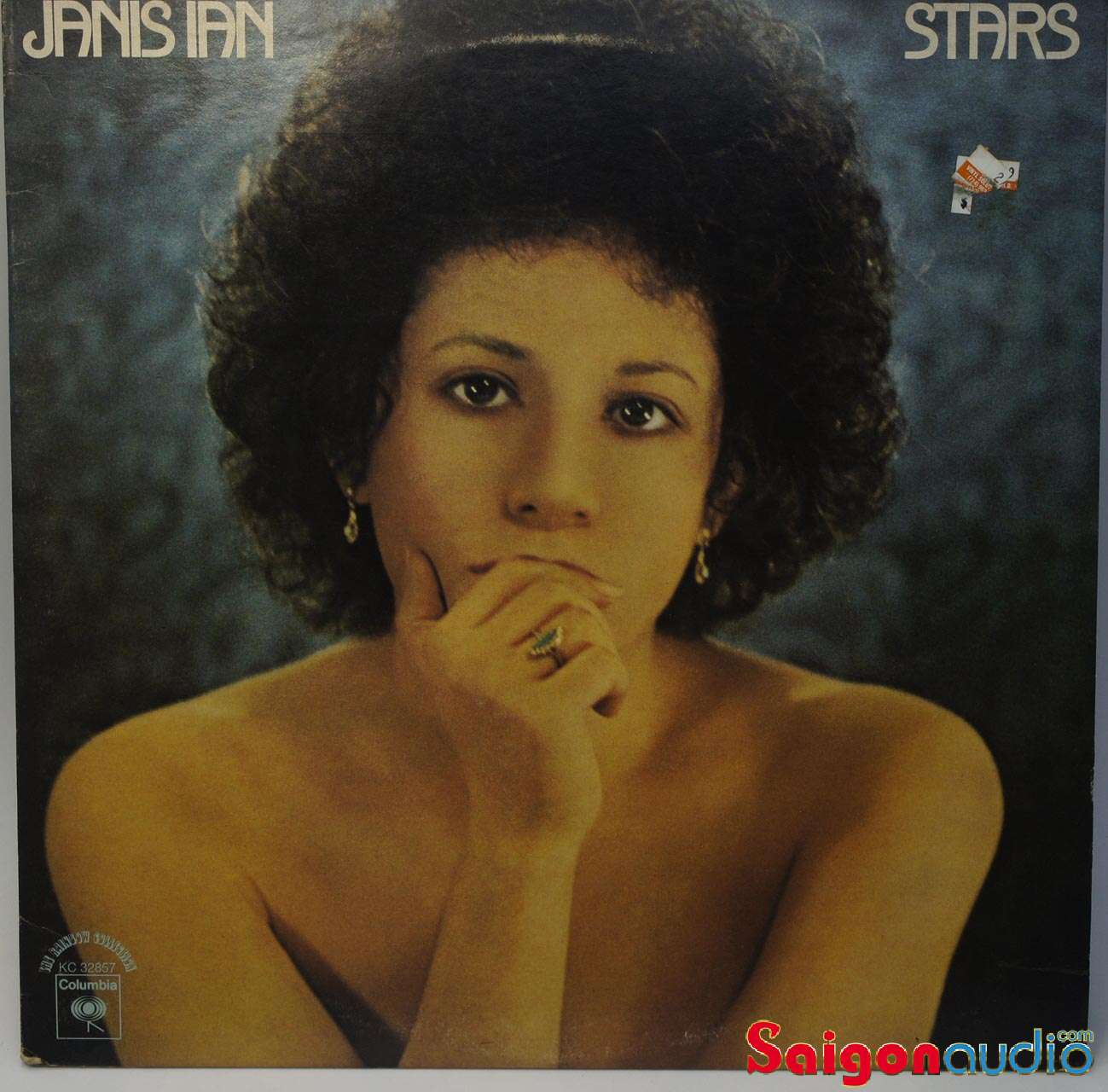 Đĩa than Janis Ian ‎– Stars | LP Vinyl Records