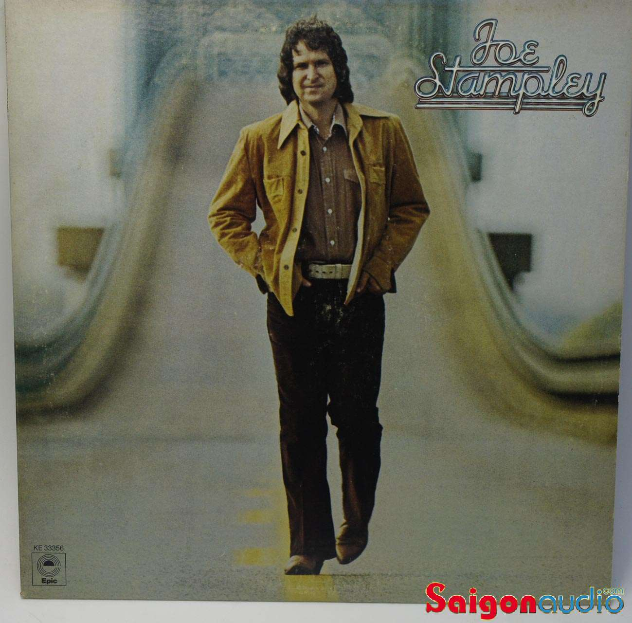 Đĩa than Joe Stampley ‎– Joe Stampley | LP Vinyl Records