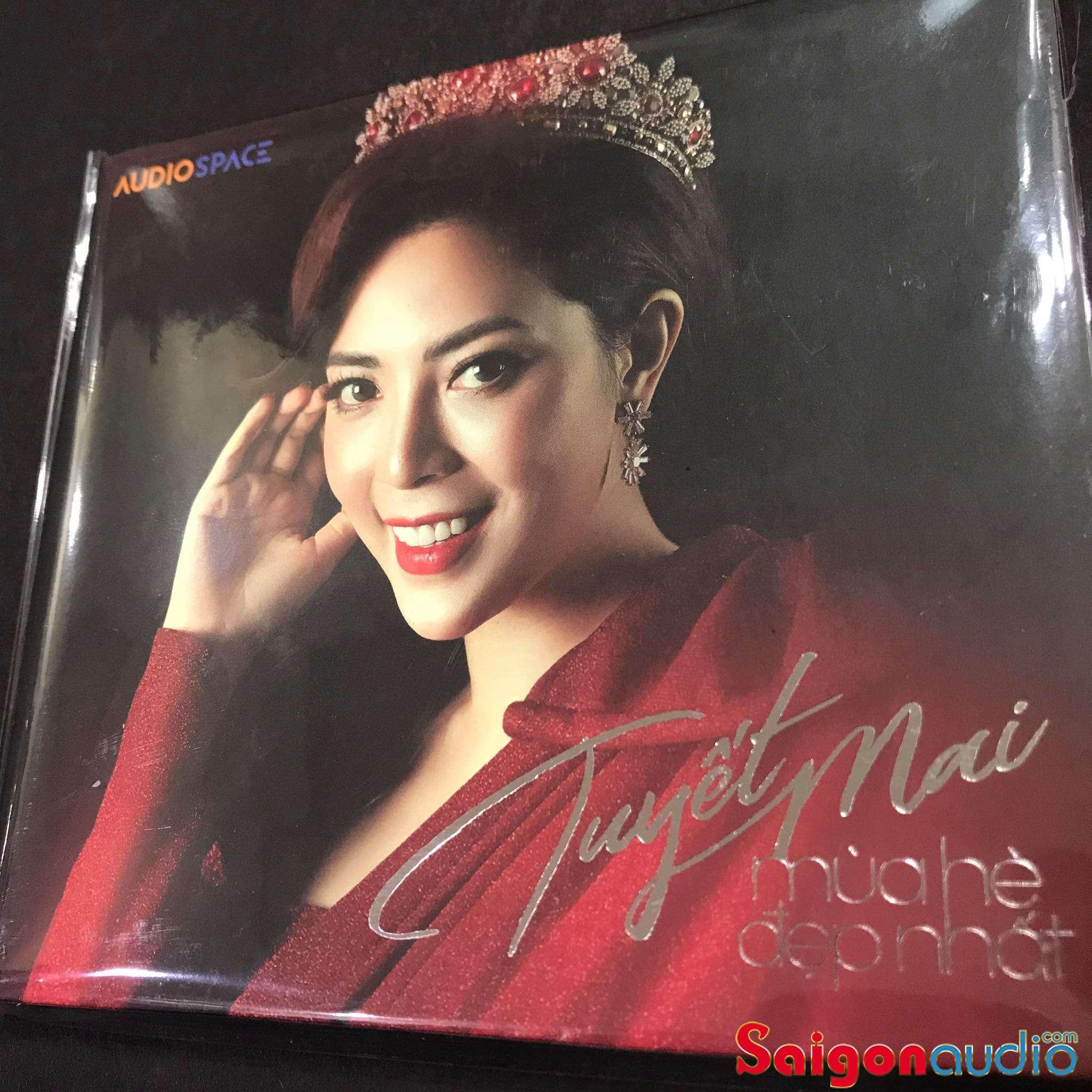 Đĩa CD gốc Mùa Hè đẹp nhất - Tuyết Mai (Free ship khi mua 2 đĩa CD cùng hoặc khác loại)