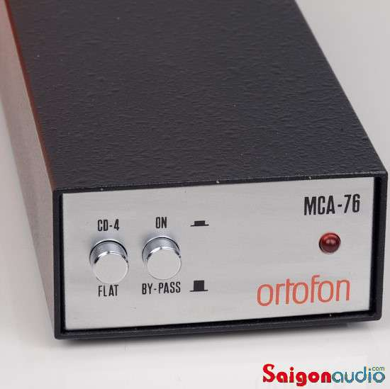 MC Step-up transformer Ortofon MCA-76