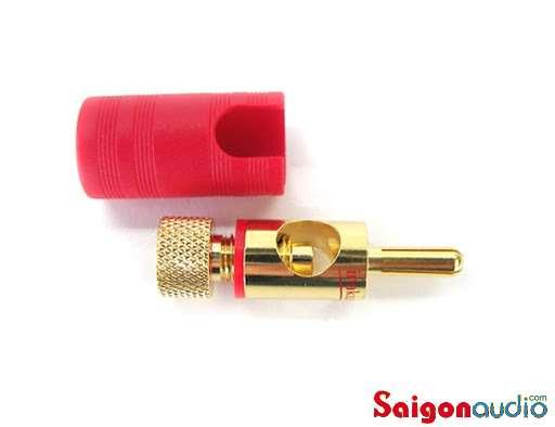 Đầu nối càng cua, dây trần ra bắp chuối Inakustik Premium Multi Contact