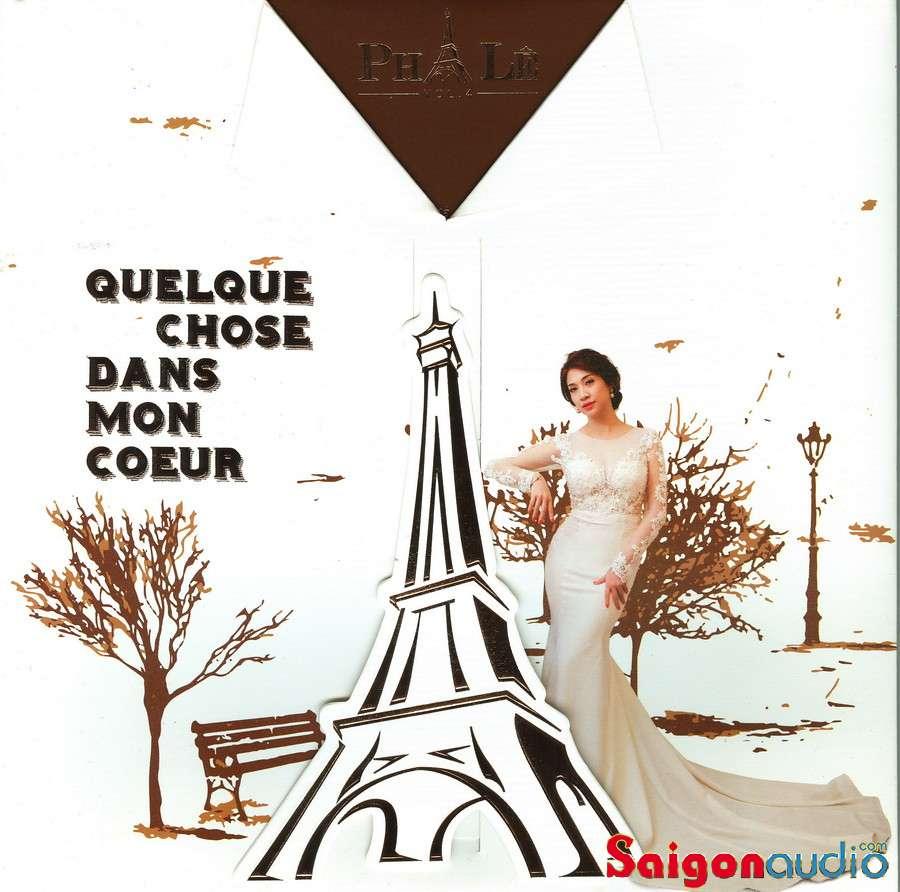 Đĩa CD gốc Pha Lê Vol.4 Nhạc Pháp (Free ship khi mua 2 đĩa CD cùng hoặc khác loại)