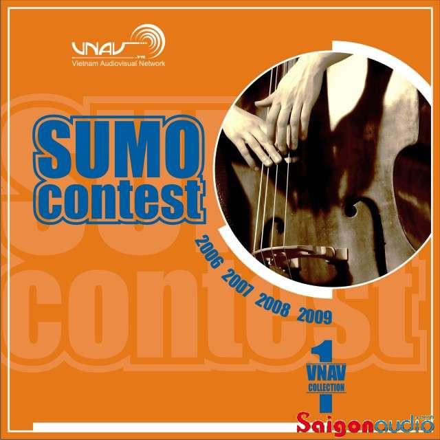 Đĩa CD nhạc VNAV Collection Vol.1 SUMO CONTEST (Free ship khi mua 2 đĩa CD cùng hoặc khác loại)