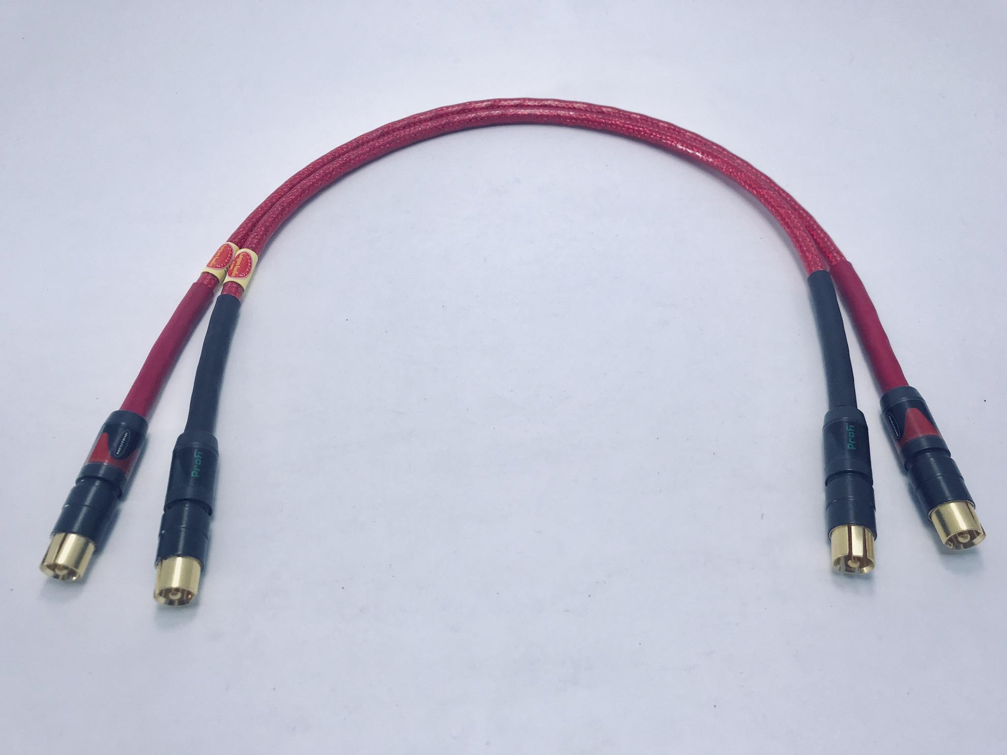 Dây tín hiệu XLR Nordost HEIMDALL 2 Norse 2 Series - Tăng lực cho dàn hi-fi | 1m, 2m