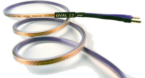 Dây loa Analysis Plus Oval 12 (1m8, 2m4)